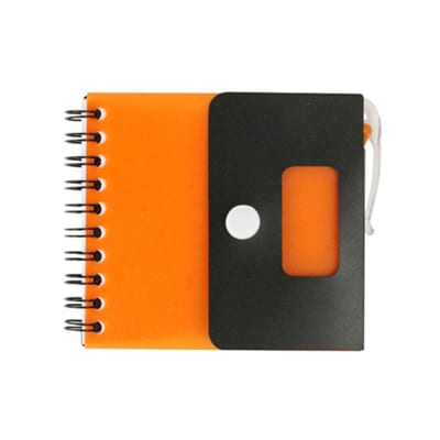 GBG1038 Mini PP Notepad with Pen 1