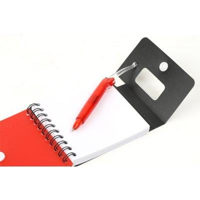 GBG1038 Mini PP Notepad with Pen 4