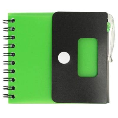 GBG1038 Mini PP Notepad with Pen 7