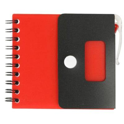 GBG1038 Mini PP Notepad with Pen 3