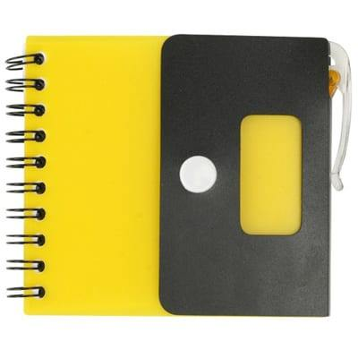 GBG1038 Mini PP Notepad with Pen 5