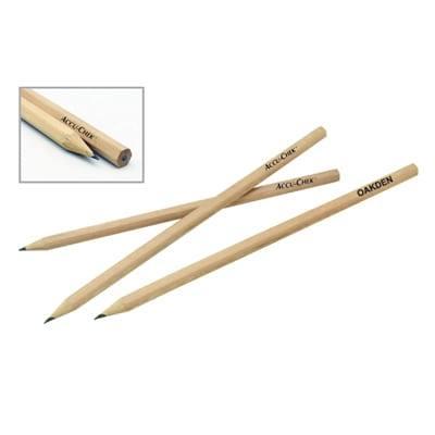 GIH1016 Eco Natural Wood HB Pencil 3 Eco Natural Wood HB Pencil