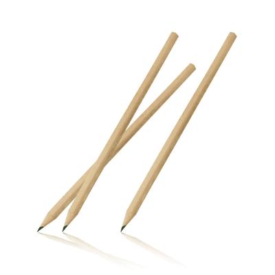 GIH1016 Eco Natural Wood HB Pencil 2 Giftsdepot Eco Natural Wood HB Pencil 1