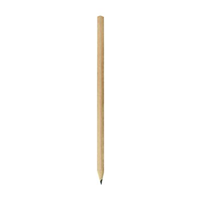 GIH1016 Eco Natural Wood HB Pencil 1 Giftsdepot Eco Natural Wood HB Pencil view main