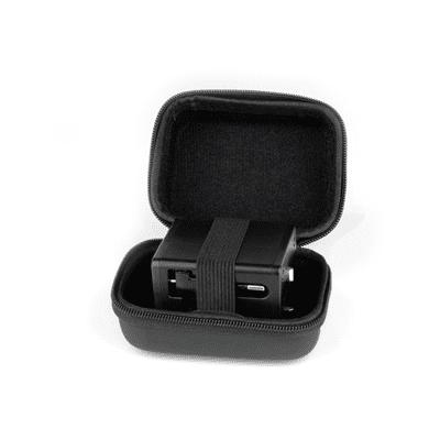 GIH1011 International Travel Dual USB Adaptor 3 Giftsdepot International Travel Dual USB Adaptor view pouch a03