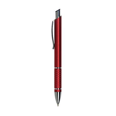 GIH1035 Omega Metal Ball Pen 1 Giftsdepot Omega Push Action Metal Ball Pen view main red a01