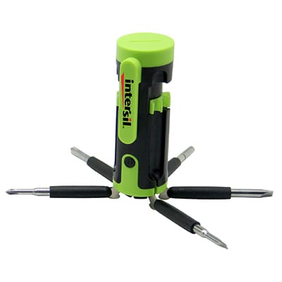 GIH1007 Multi Screwdriver 3 Multi Screwdriver bright green a03