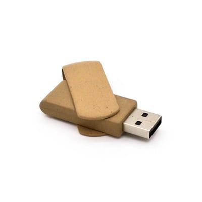 GFY1018 Eco Swivel Flash Drive 1 Eco Swivel Flash Drive
