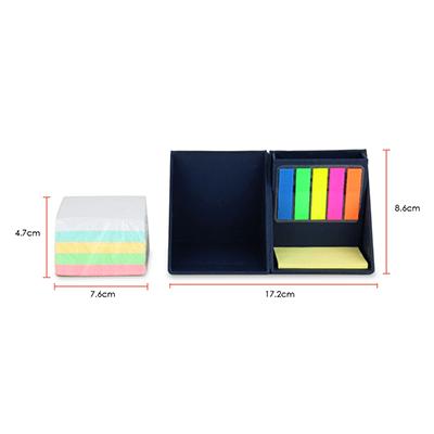 GIH1039 Eco Cube Memo Box 4 Giftsdepot Eco Cube Memo Box view size
