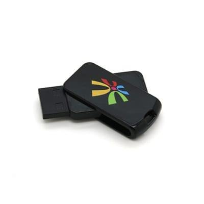 GFY1046 Mini Plastic Flash Drive 1 Mini Plastic Flash Drive