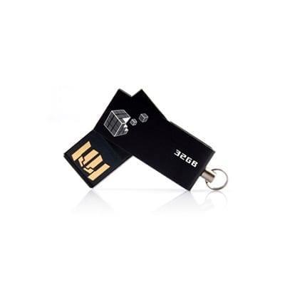 GFY1048 Mini Swivel Flash Drive 1 Mini Swivel Flash Drive