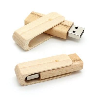 GFY1013 Swivel Wooden Flash Drive 2 Swivel Wooden Flash Drive main