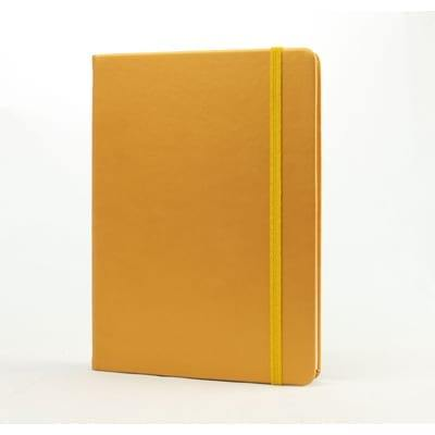 GED1003 Thermo Skin Notebook (A5) 4 Thermo Skin Notebook gold a05