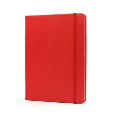 GED1003 Thermo Skin Notebook (A5) 1 Thermo Skin Notebook red a01