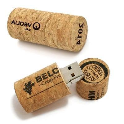 GFY1015 Wine Stopper Cork Flash Drive 2 Wine Stopper Cork Flash Drive Main