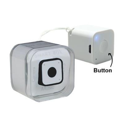 GIH1038 Smart Box Mini Bluetooth Speaker 3 Smart Box Mini Bluetooth Speaker button a04