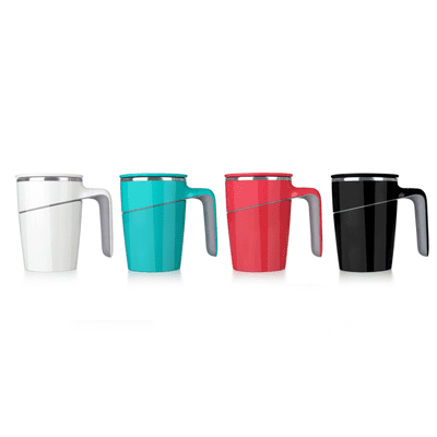 GiftsDepot Drinkware Grace Suction Thermal Mug Colour Series