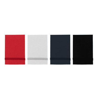 GIH1073 Eco Notepad 3 Eco Notepad colours
