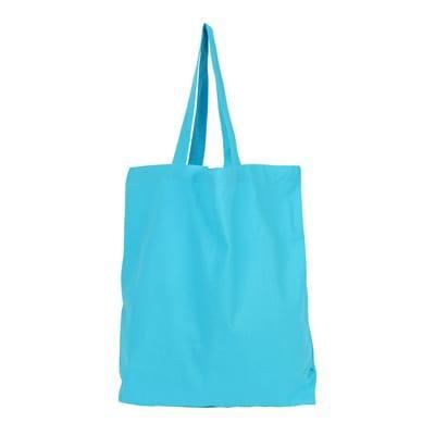GGP1020 Coloured Canvas Bag 3 Coloured Canvas Bag blue