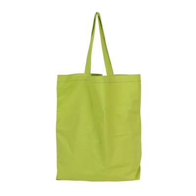 GGP1020 Coloured Canvas Bag 1 Coloured Canvas Bag green