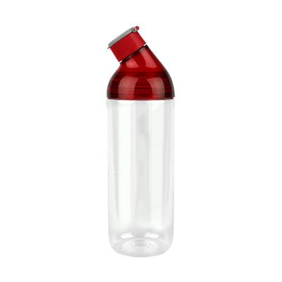 Giftsdepot - Nero Tritan Drink Bottle, BPA FREE, Red Color Lid, 800ml, Malaysia