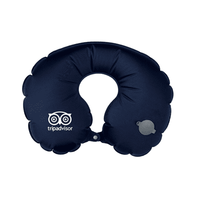 GIH1082 Inflatable Travel Pillow 1 Inflatable Travel Pillow view logo