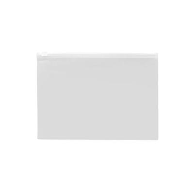 GIH1126 PP Zip Lock Organizer Bag (XL) 1 Giftsdepot PP Zip Lock Organizer Bag XL view main white