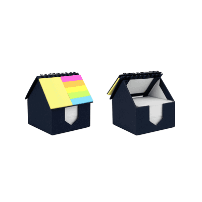 GIH1100 Eco House Sticky Memo Box 2