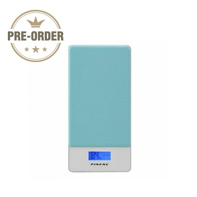 GPN993 Pineng Power Bank 10000mAh with LED Screen (pre-order) 1