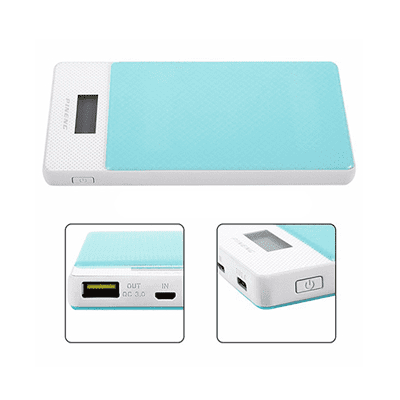 GPN993 Pineng Power Bank 10000mAh with LED Screen (pre-order) 2 Pineng Power Bank 10000mAh PN993 view