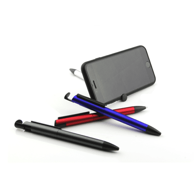 GIH1102 Tiega Ball Pen with Smartphone Stand 2