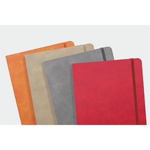 GED1015 Angelskin Notebook (A5) 2 giftsdepot angelskin notebook 2