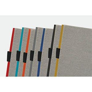 GED1013 Cooper Notebook (A5) 2 giftsdepot cooper notebook 2