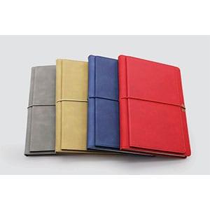 GED1014 Lassoskin Notebook (A5) 2 giftsdepot lassoskin notebook 2