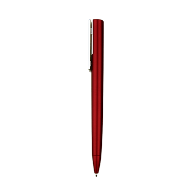 GIH1131 New L.A. Plastic Ball Pen 1 Giftsdepot New L.A. Plastic Ball Pen view main red