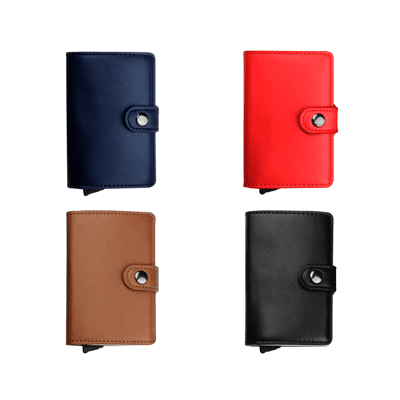 GIH1137 RFID Wallet 3 Giftsdepot RFID Wallet view all colours