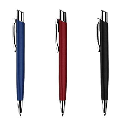 GIH1135 Trinity Metal Ball Pen 2 Giftsdepot Trinity Metal Ball Pen view all colours