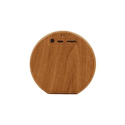 Giftsdepot-Woody-Wood-Speaker-view-rear