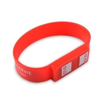 GFY1093 Classic Silicon Wristband Flash Drive 1 classic silicon wristband flash drive product a