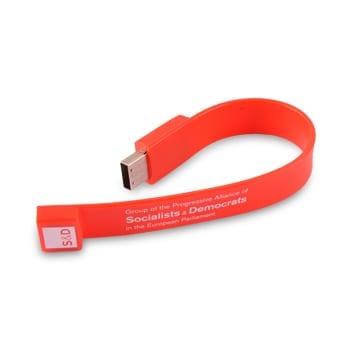 GFY1093 Classic Silicon Wristband Flash Drive 3 classic silicon wristband flash drive product c