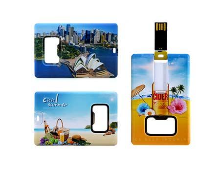 GFY1163 Card Bottle Opener USB Flash Drive 5