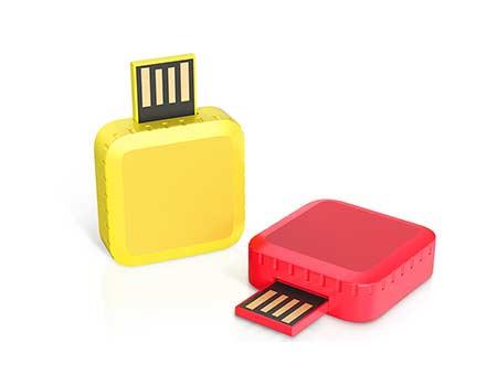 GFY1177 Mini Square USB Flash Drive 7