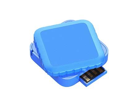 GFY1077 Mini Square USB Flash Drive 5 giftsdepot mini square USB Flash Drive 7