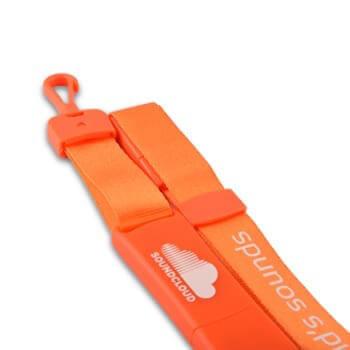 GFY1094 Coloured Lanyard USB Flash Drive 3 product coloured lanyard product a03