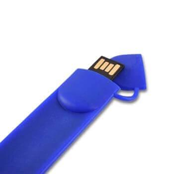 GFY1096 Round Corner Silicon Wristband Flash Drive 4 product round corner silicon product a02