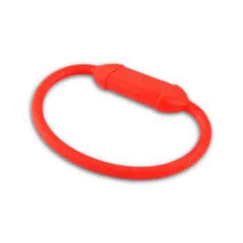GFY1197 Shield Silicon Wristband Flash Drive 1