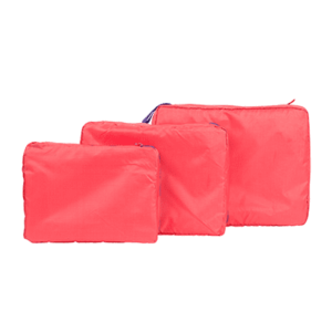 3 in 1 Travelling Pouch Magenta