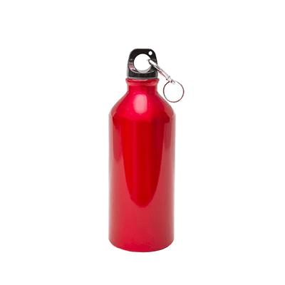 GMG1080 Alpine Aluminium Bottle II (600ml) 1 Giftsdepot Alpine Aluminium Bottle II view red