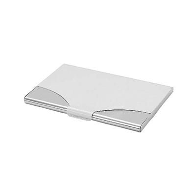 GMG1043 Maddy Aluminium Name Card Holder 1 Giftsdepot Maddy Aluminium Name Card Holder view main