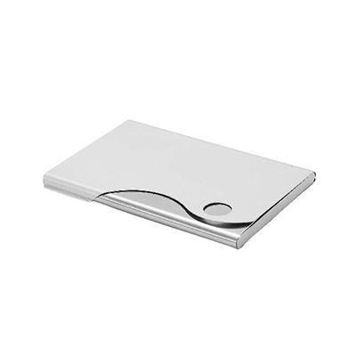 GMG1044 Madison Aluminium Name Card Holder 1 Giftsdepot Madison Aluminium Name Card Holder view main